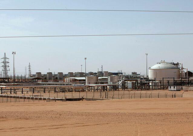 El yacimiento Sharara en Libia