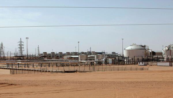 El yacimiento Sharara en Libia - Sputnik Mundo