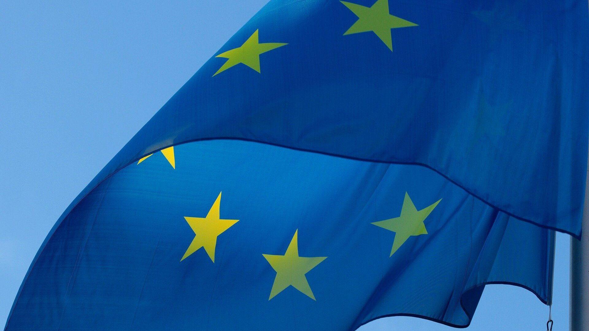 Bandera de la UE (imagen referencial) - Sputnik Mundo, 1920, 12.07.2021
