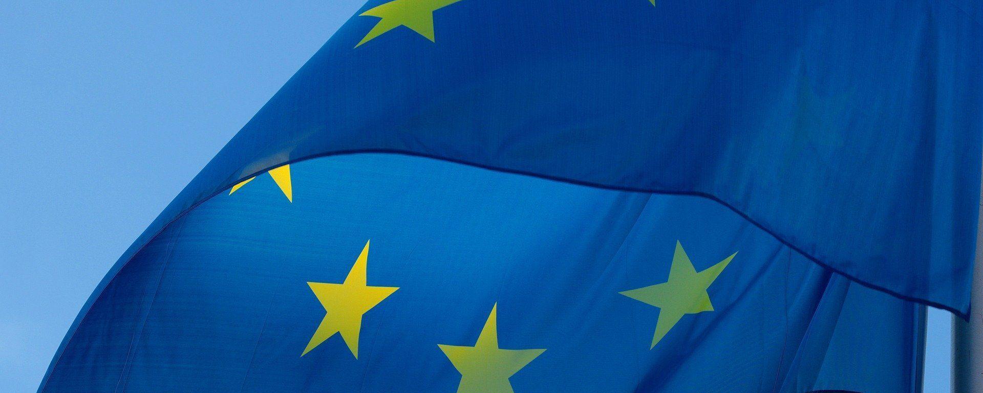 Bandera de la UE (imagen referencial) - Sputnik Mundo, 1920, 16.07.2021