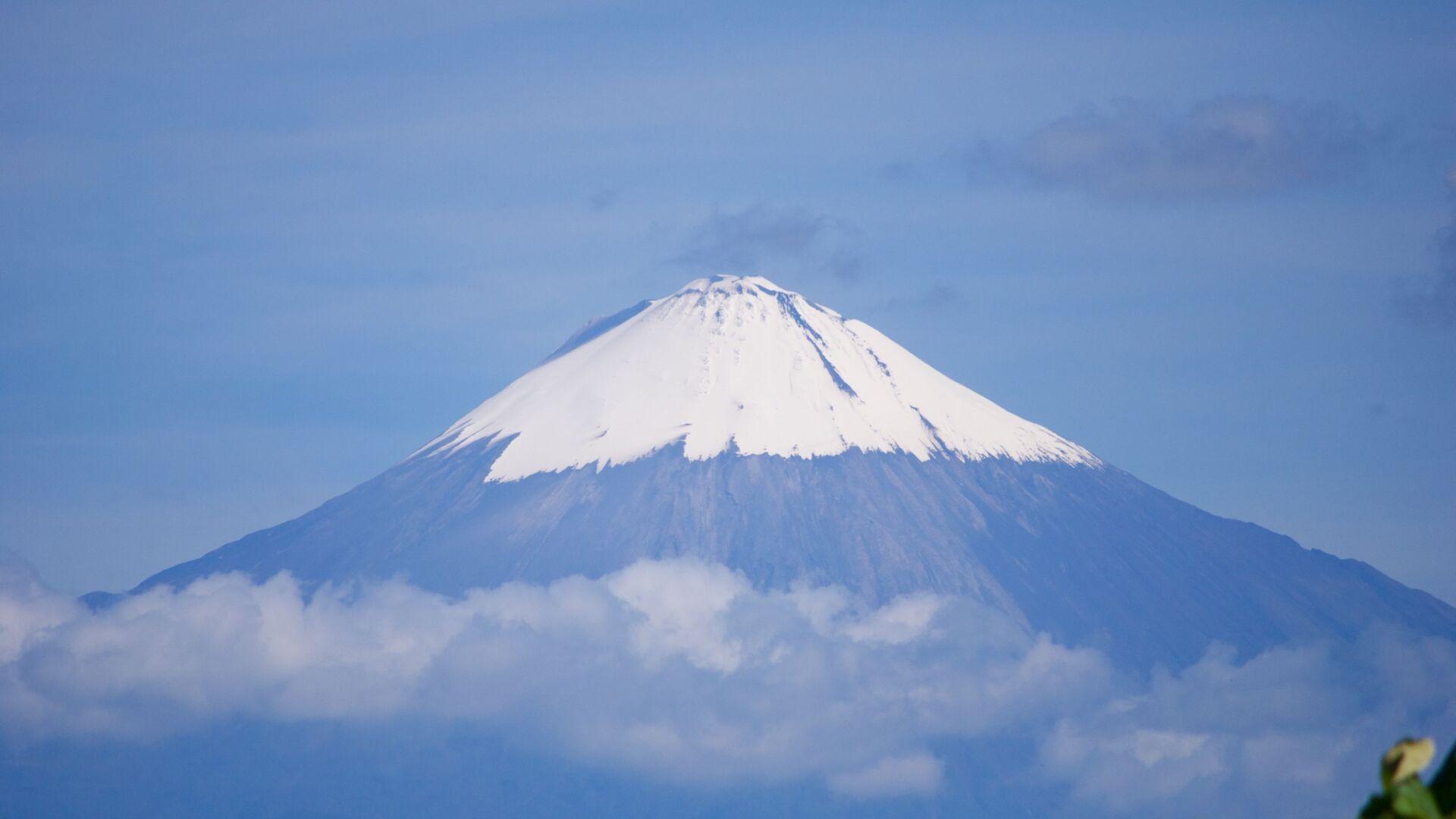 Volcán Sangay, Ecuador - Sputnik Mundo, 1920, 13.04.2021