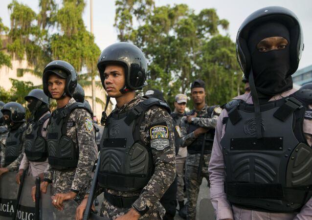 Policía Nacional de la República Dominicana