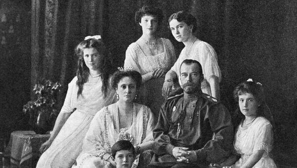 La familia Románov - Sputnik Mundo