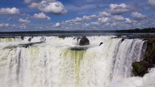 Las Cataratas del Iguazú - Sputnik Mundo