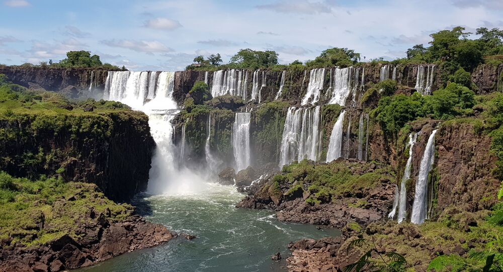 Las Cataratas del Iguazú