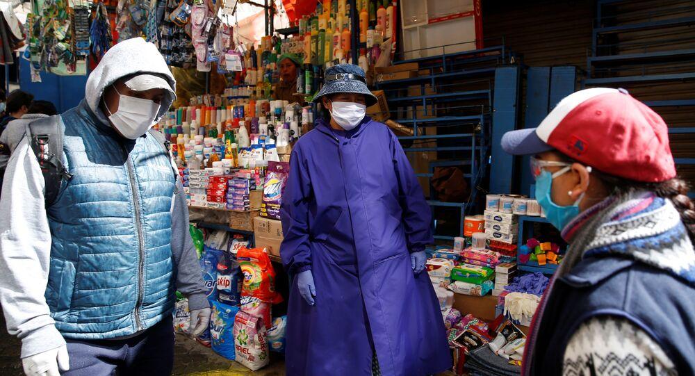 Coronavirus en Bolivia