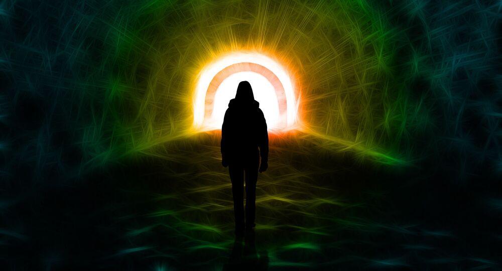 La luz al final del túnel (imagen referencial)