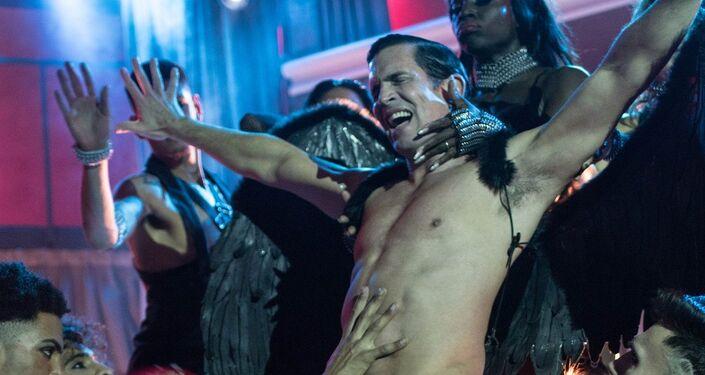 Diego Ramos en la obra 'Sex, viví tu experiencia'