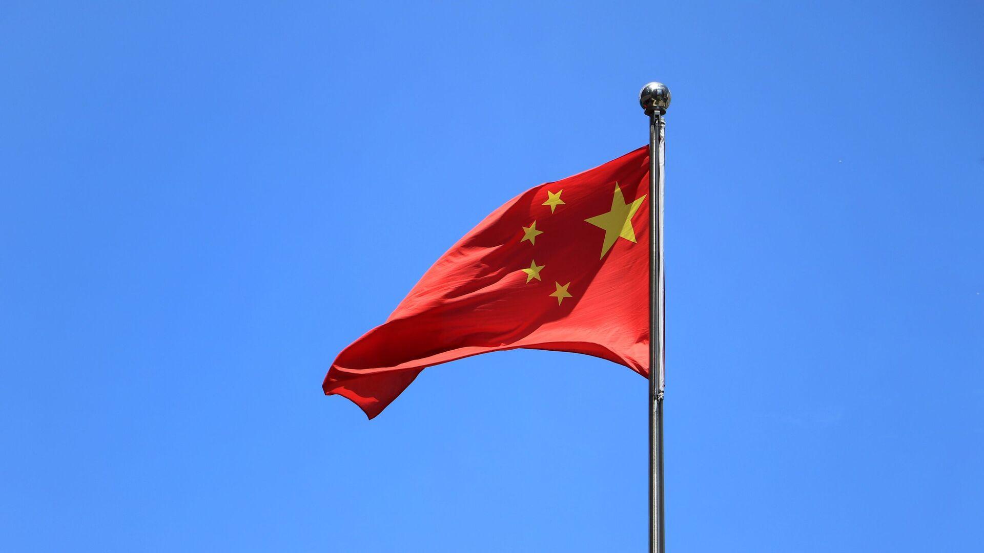 La bandera de China - Sputnik Mundo, 1920, 23.03.2021