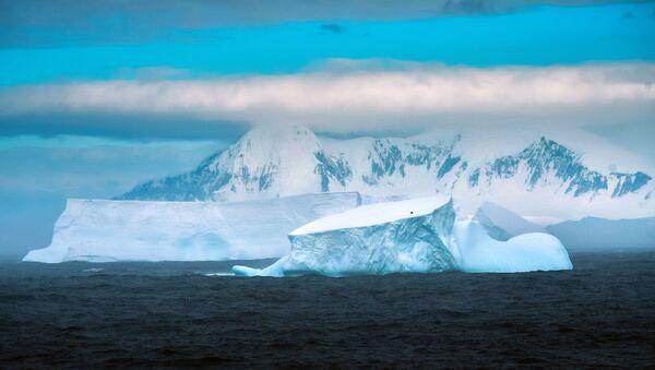 La Antártida (archivo) - Sputnik Mundo