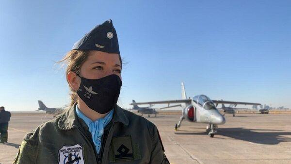 Sofía Vier, primera aviadora argentina - Sputnik Mundo