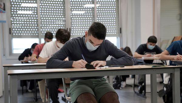 Estudiante - Sputnik Mundo