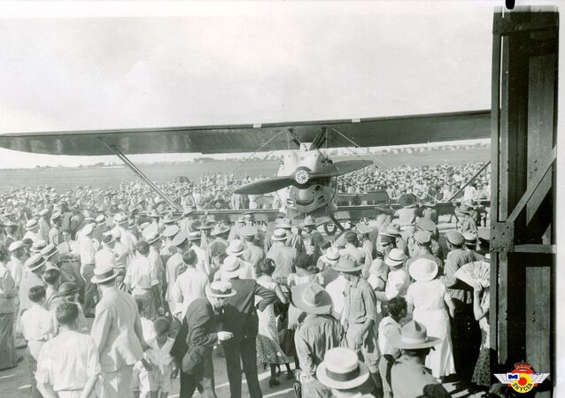 El Vuelo del Cuatro Vientos de 1933