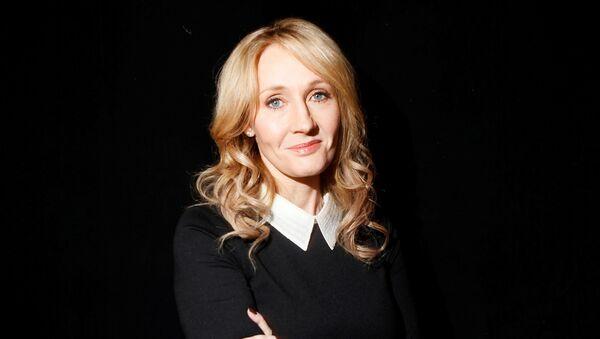 J.K. Rowling, escritora británica - Sputnik Mundo