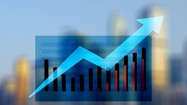 Datos estadísticos de un crecimiento - Sputnik Mundo