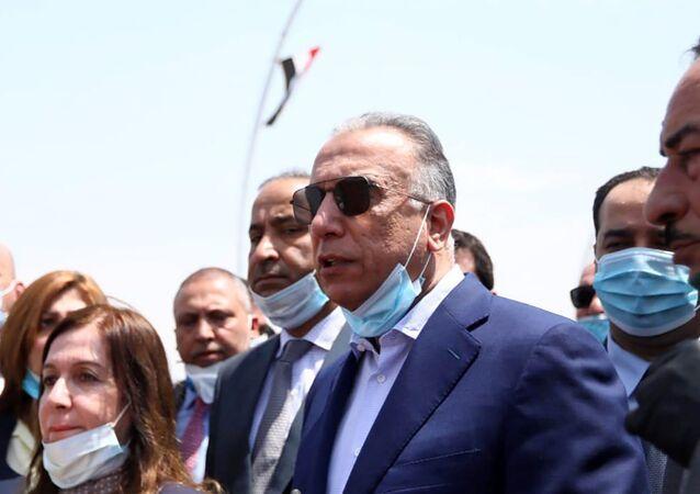 Mustafa al Kazemi, primer ministro de Irak
