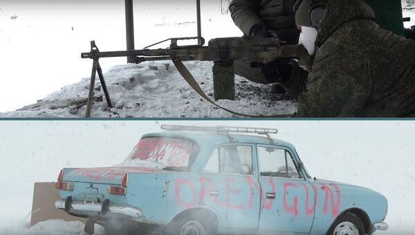 Expertos de Kalashnikov ponen a prueba un mito popular de Hollywood  - Sputnik Mundo