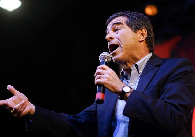 Ernesto Talvi, canciller uruguayo
