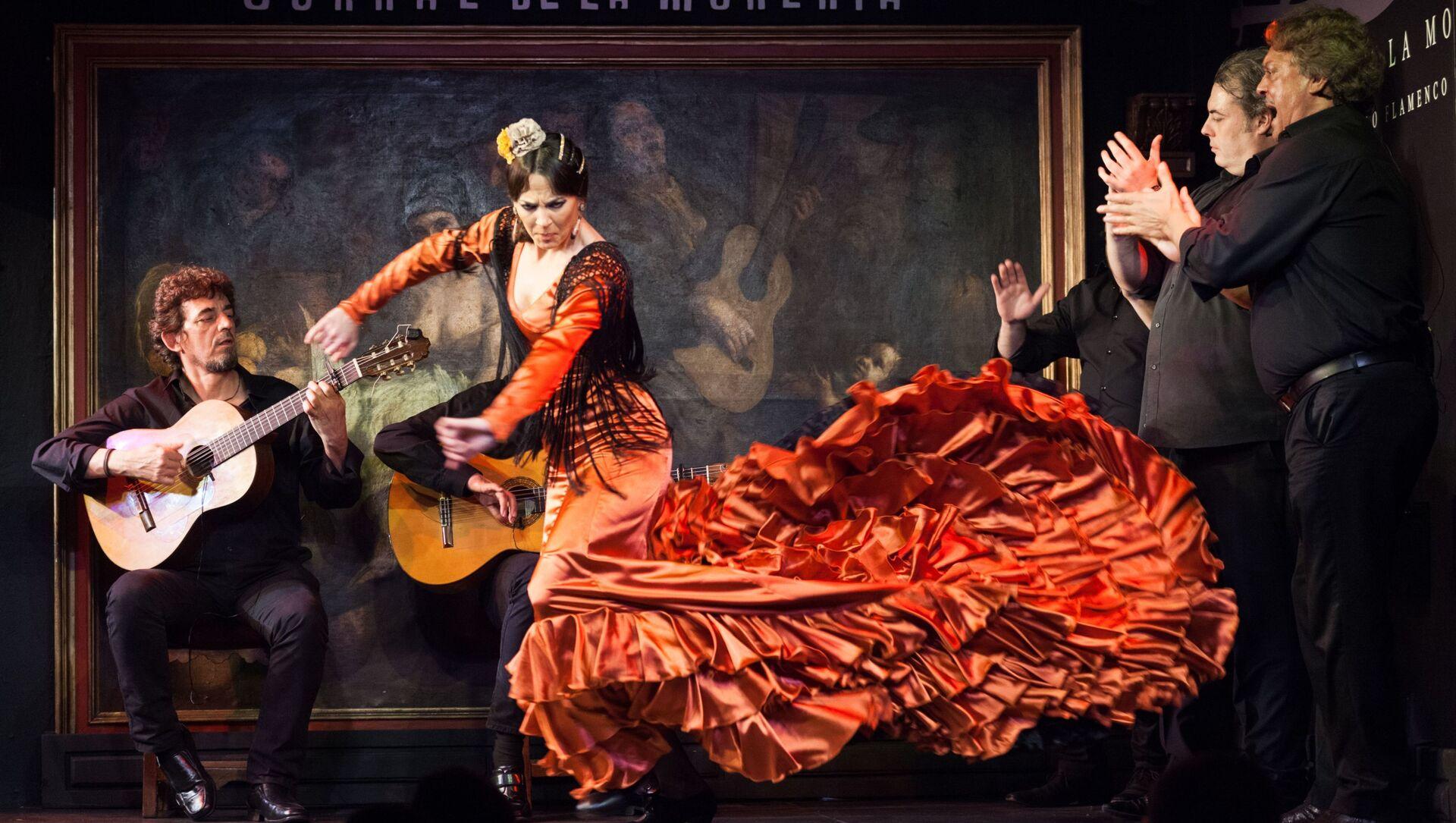 El Duende Se Apaga La Agonía Del Flamenco En España Si Cierran Los Tablaos 13 06 2020 Sputnik Mundo