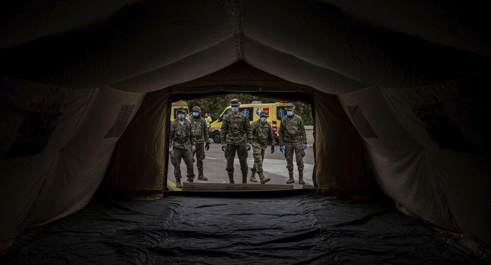 El Ejército español (referencial)