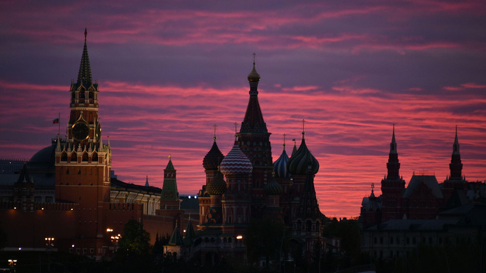 El Kremlin de Moscú - Sputnik Mundo, 1920, 14.04.2021