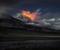 La erupción del volcán Kliuchevskoi en Kamchatka en agosto de 2016. Es el más alto de los volcanes activos en Eurasia (4.750 metros).