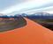 Las arenas de Chara, en la región de Zabaikalie, se conocen como el desierto más inusual del mundo. Esta maravilla natural está rodeada por la taiga y los pantanos. Aquí hay arenas, dunas y dos lagos. La zona está incluida en la lista de las siete maravillas de Zabaikalie.