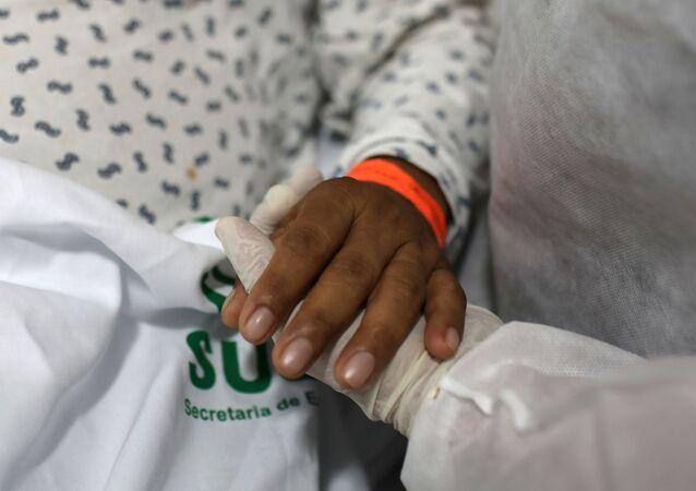 Un hospital en Brasil
