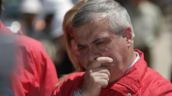 Jaime Mañalich, ex ministro de Salud de Chile, foto de archivo - Sputnik Mundo