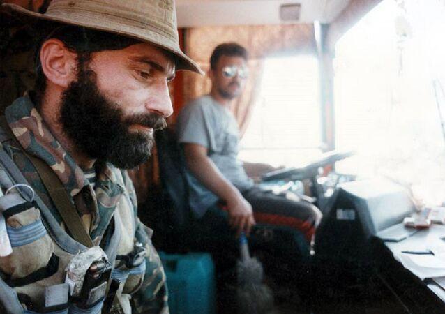 Shamil Basáyev, terrorista ruso