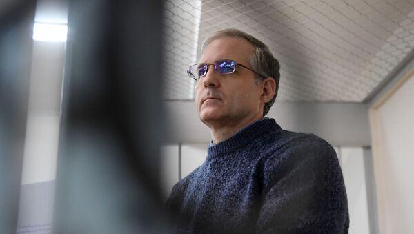 Paul Whelan, ciudadano de EEUU declarado culpable en espionaje en Rusia - Sputnik Mundo