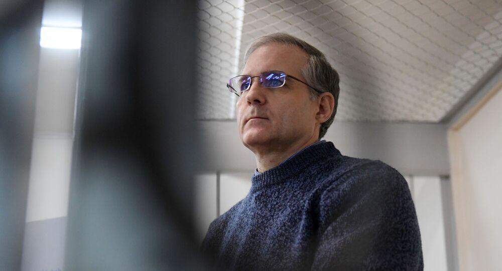 Paul Whelan, ciudadano de EEUU declarado culpable en espionaje en Rusia