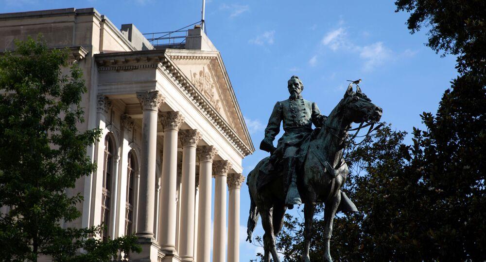 Capitolio de Georgia, EEUU