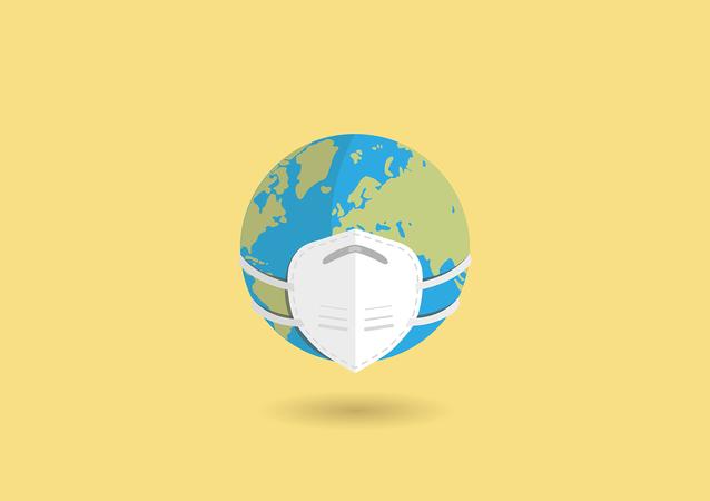 Coronavirus en el mundo (imagen referencial)
