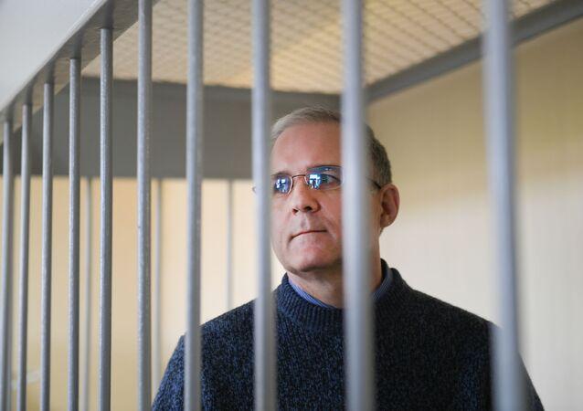 Paul Whelan, ciudadano estadounidense sentenciado en Rusia por espionaje