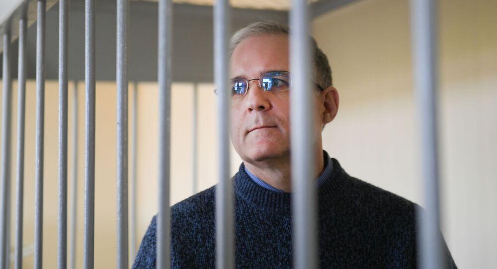 Paul Whelan, ciudadano estadounidense sentenciado en Rusia por espionaje (archivo)