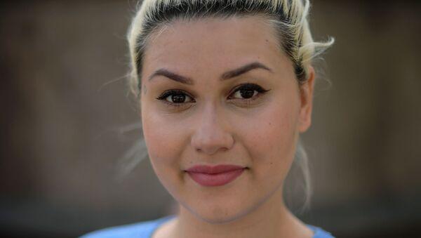 Sara Winter, activista de la extrema derecha brasileña - Sputnik Mundo