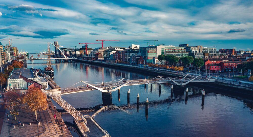 Dublin, capital de Irlanda