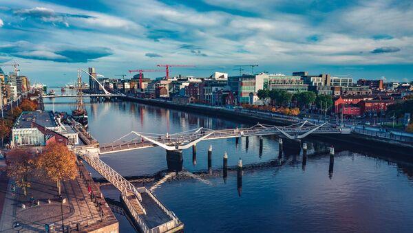 Dublin, capital de Irlanda - Sputnik Mundo