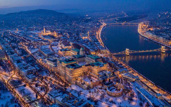 'La hora azul' por Balazs Beli, Hungría - Sputnik Mundo