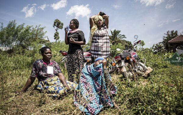 'Ébola: la República Democrática del Congo' por John Wessels, Sudáfrica - Sputnik Mundo