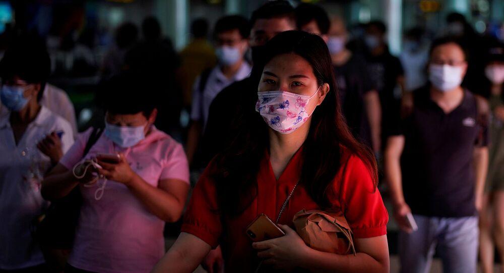 Un rebrote del COVID-19 en China