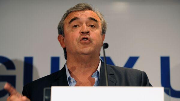 Jorge Larrañaga, ministro del Interior de Uruguay - Sputnik Mundo