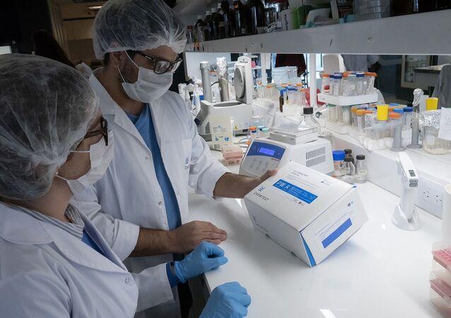 Test para diagnóstico de COVID-19 ELA-CHEMSTRIP