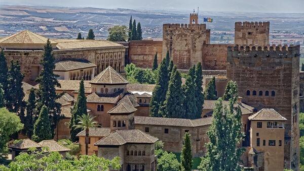 La Alhambra de Granada - Sputnik Mundo