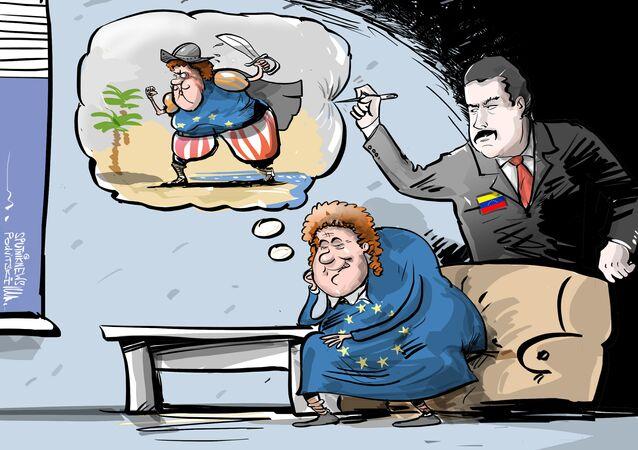 La nostalgia colonialista de la Unión Europea