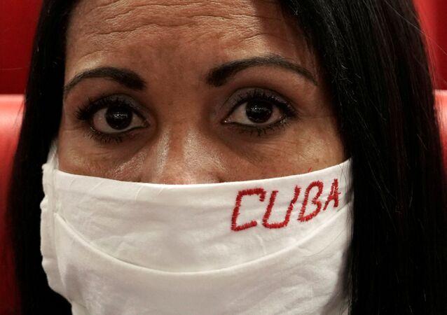 Una médica desde Cuba