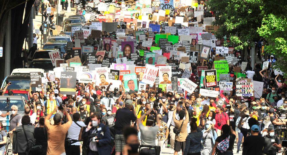 Protestas en EEUU por la brutalidad policial y el racismo