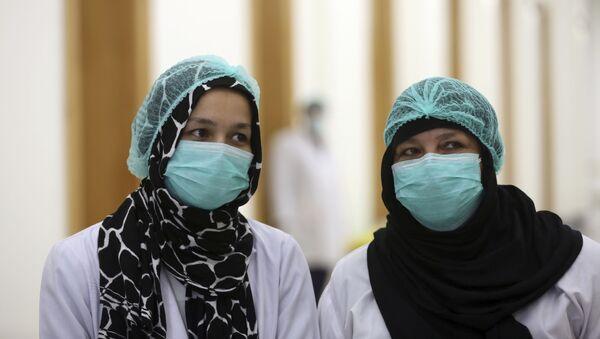 Médicas afganas - Sputnik Mundo
