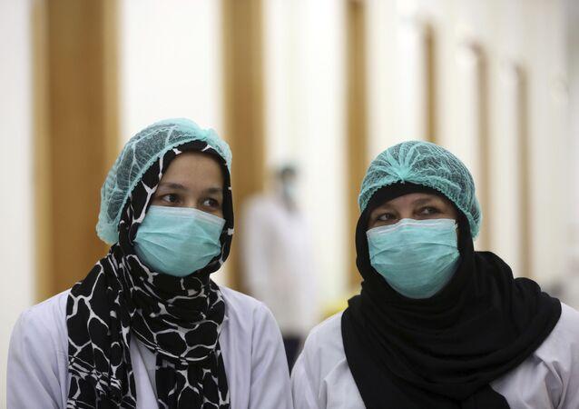 Médicas afganas